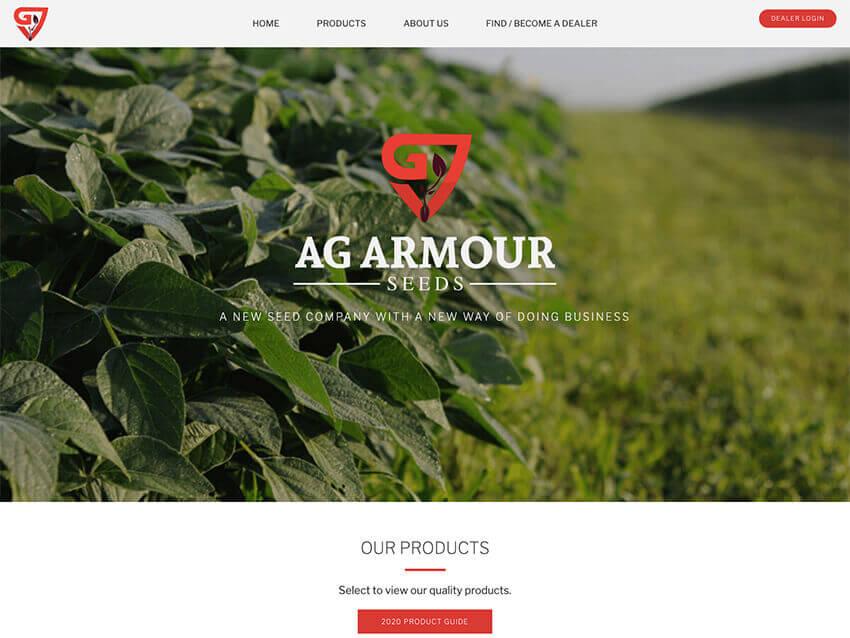 PageLynx AG Armour Example